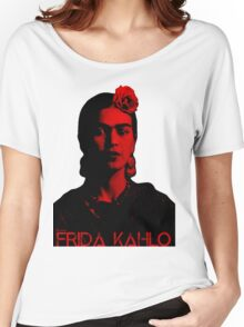 Frida Kahlo (Ver 8,2) Women's Relaxed Fit T-Shirt