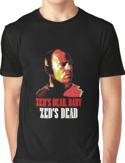 Zed is Dead - for dark shirts Graphic T-Shirt