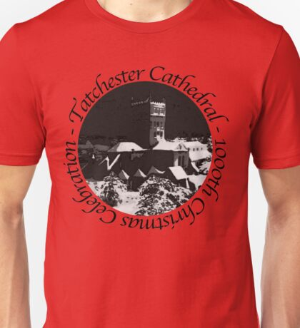 Box Of Delights Tatchester Cathedral 1000th Christmas V2 Unisex T-Shirt