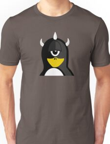Penguin in Cyclops Costume  Unisex T-Shirt