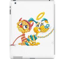 M'ODD'STER 06 - GOOD'N'EVIL iPad Case/Skin