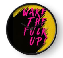 Wake up! Clock