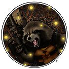 Guardians of the Galaxy - Rocket by Rebecca -