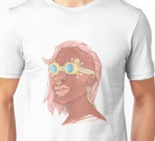 pink punk princess  Unisex T-Shirt
