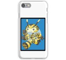 BEEHEAD!!  iPhone Case/Skin
