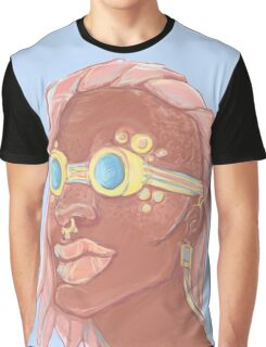 pink punk princess  Graphic T-Shirt