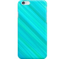 Painted Blue Background iPhone Case/Skin