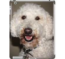 Jake The Labradoodle  iPad Case/Skin