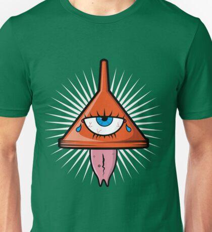 Illuminati insane logo Unisex T-Shirt