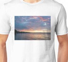 Minutes Before Sunrise - Toronto Skyline Under Spectacular Clouds Unisex T-Shirt