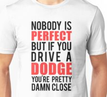 Dodge Owners  Unisex T-Shirt