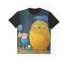 Art of Totoro - Studio Ghibli Graphic T-Shirt