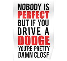 Dodge Owners  Poster