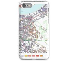 Multiple Deprivation Greenwich West ward, Greenwich iPhone Case/Skin