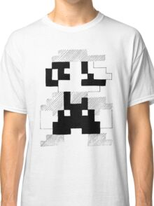 8 Bit Mario Classic T-Shirt