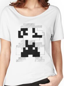 8 Bit Mario Women's Relaxed Fit T-Shirt