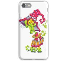 M'ODD'STER 05 - WITCH'Y POO iPhone Case/Skin