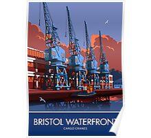 Bristol Waterfront Poster