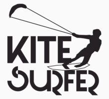 kite surfer One Piece - Short Sleeve