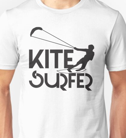 kite surfer Unisex T-Shirt