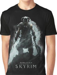 skyrim Graphic T-Shirt