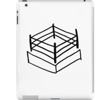 Wrestling RIng iPad Case/Skin
