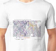 Multiple Deprivation Highbury West ward, Islington Unisex T-Shirt