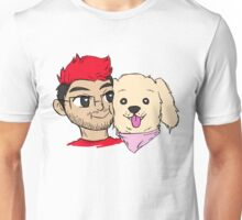 Markiplier and Chica Unisex T-Shirt