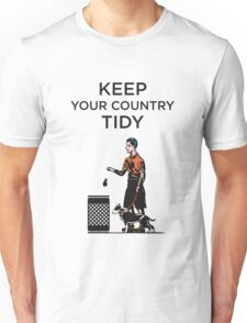 keep your country Unisex T-Shirt