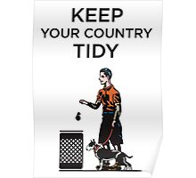 keep your country Poster