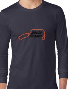 Eboladrome - The Grand Tour Long Sleeve T-Shirt