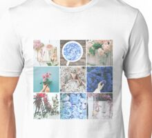 Aesthetic Flowers Unisex T-Shirt