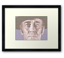 Henry Fonda - Violet Framed Print