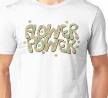 Floral Riot - Green Wash Unisex T-Shirt