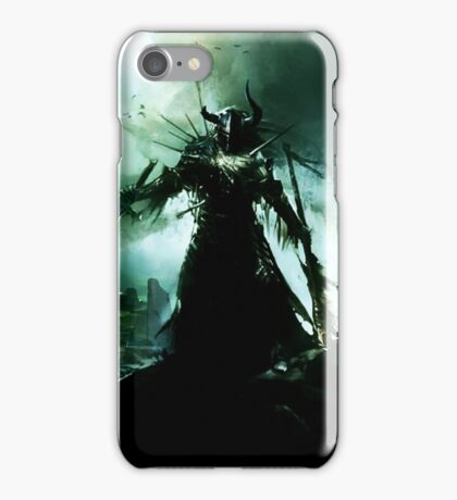 final battle iPhone Case/Skin