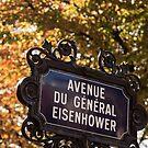 Paris Street Signs - 4 ©  by © Hany G. Jadaa © Prince John Photography