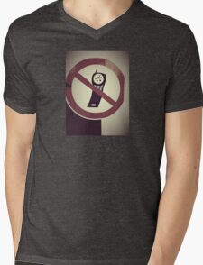 retro photo Mens V-Neck T-Shirt
