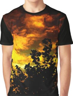 On Fire Graphic T-Shirt