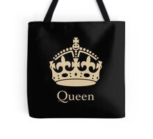 The Queen's crown Tote Bag