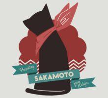 Nichijou - SAKAMOTO by Daniel J. Carville