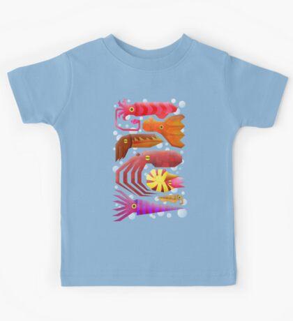 Cephalopods Kids Tee