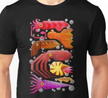 Cephalopods Unisex T-Shirt
