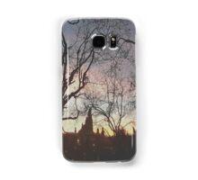 Sunrise on mountain Samsung Galaxy Case/Skin