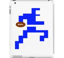 Classic Video Game Football Player Intellivision iPad Case/Skin