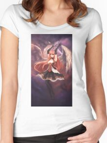 Light Angel Olivia Women's Fitted Scoop T-Shirt