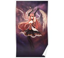 Light Angel Olivia Poster