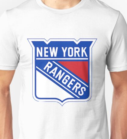 National Hockey League - New York Rangers Unisex T-Shirt