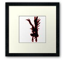 Ryuk Framed Print