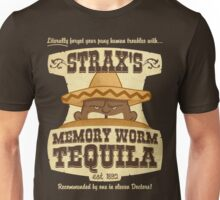 Strax's Memory Worm Tequila Unisex T-Shirt