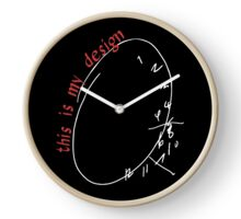 this is my design #5 Clock